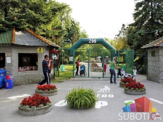 Hranjenje životinja glavna atrakcija u Zoo vrtu