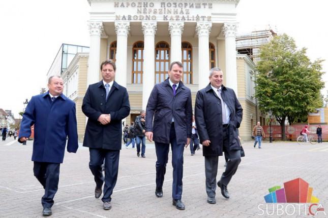 Igor Mirović: Subotica može da računa na podršku Pokrajine