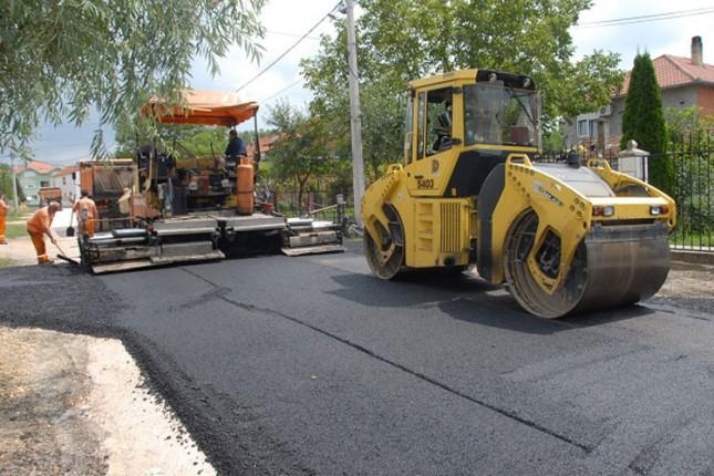 Deo ulice Laze Lazarevića biće asfaltiran do kraja godine