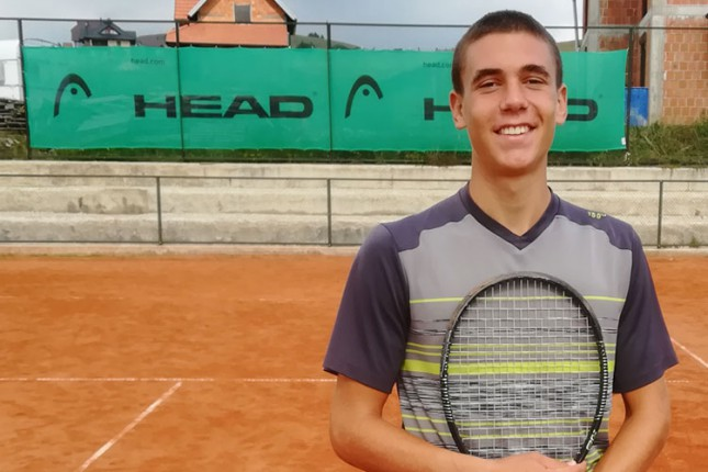 Tenis: Miloš Vuković popravio plasman na ITF listi