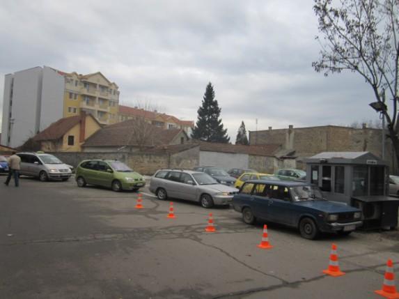 Parkiranje na OU funkcionisaće nesmetano za vreme radova