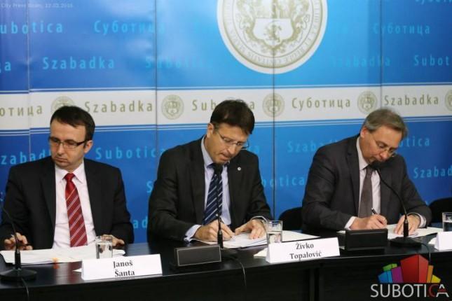 Potpisan ugovor o ustupanju zemljišta Kontinentalu