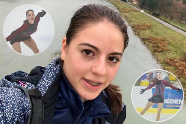Leona Rogić predstavlja Srbiju na Zimskom olimpijskom festivalu mladih u Sarajevu