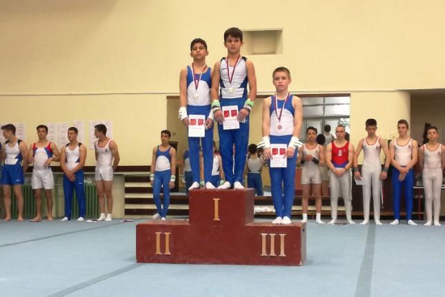 Gimnastika: Subotičani prvaci Srbije u kadetskom uzrastu