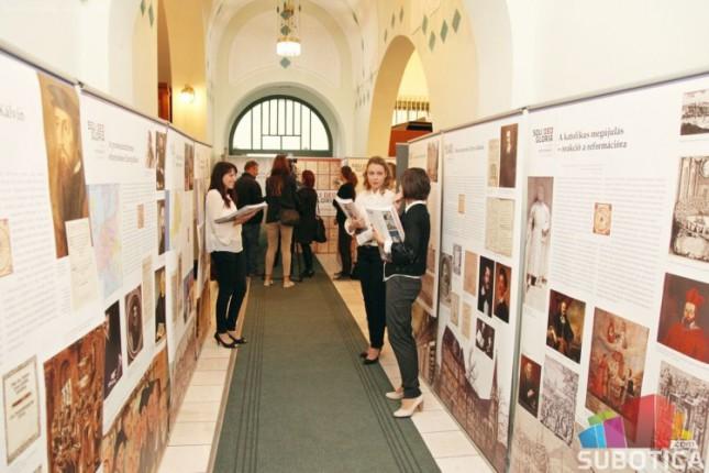 """Otvorena izložba """"Boja Reformacije"""" u Gradskom muzeju"""