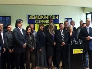Demokratska stranka spremna za izbore