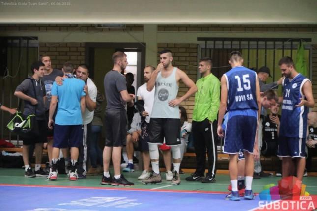 """""""Zmajevi"""" pobednik 3 na 3 basket turnira"""