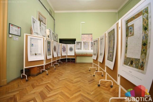 Otvorena izložba posvećena građevinskim zdanjima Matije Korvina