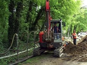 Priprema parcela za investitore i očuvanje kvaliteta vode na Paliću