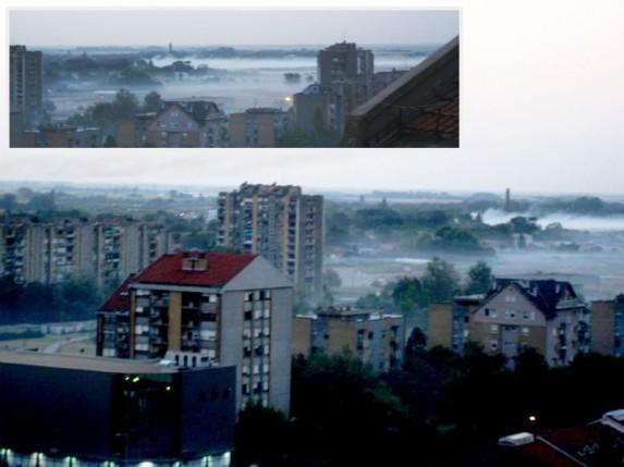 Grad slavi dok se građani bore sa smogom