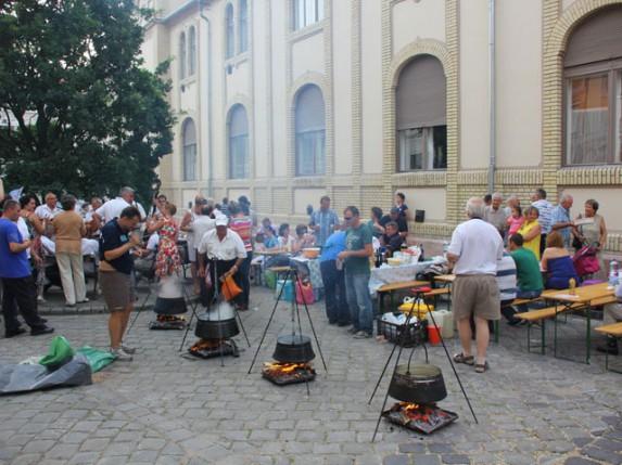 Bunjevci na proslavi Dana grada u Baji