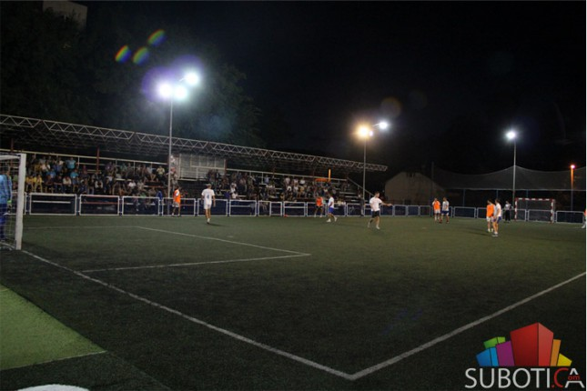 Večeras finale letnjeg turnira u malom fudbalu u Prvomajskoj