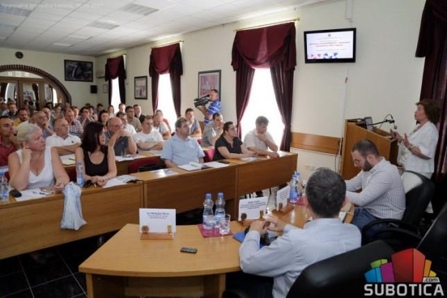 Održana prezentacija o državnoj pomoći malim i srednjim preduzećima