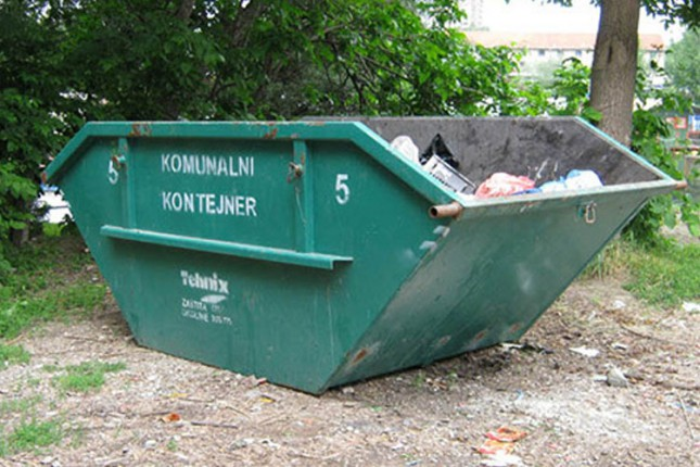 Kontejneri za kabasti otpad u Maloj Bosni, Bikovu, Donjem i Gornjem Tavankutu