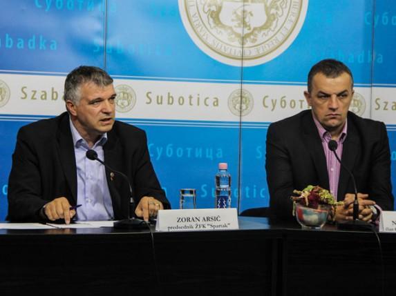"Sumiranje rezultata ŽFK ""Spartak"""