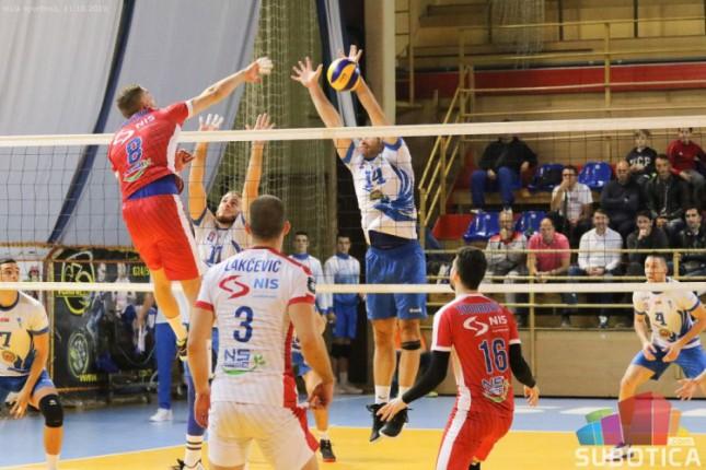 Odbojka: Spartak ponovo bolji od Vojvodine