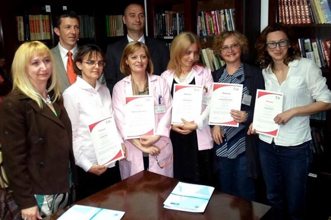 Uručene licence za rad u socijalnoj zaštiti