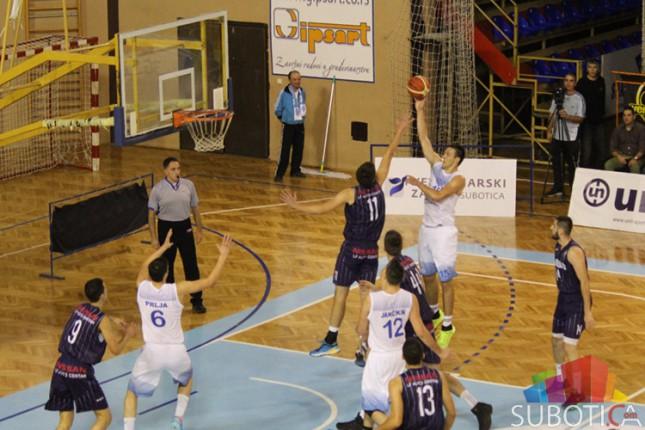 Poraz košarkaša Spartaka u Kruševcu (68:61)