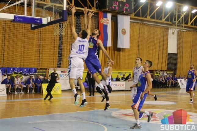 Košarka: Spartak siguran protiv Zlatibora (91:80)
