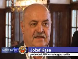 Pozorište? Izjave Olivera Dulića i Jožefa Kase o daljoj sudbini Narodnog pozorišta