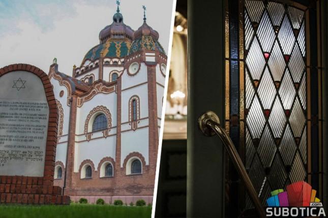 Sinagoga otvorena za javnost do 20. juna