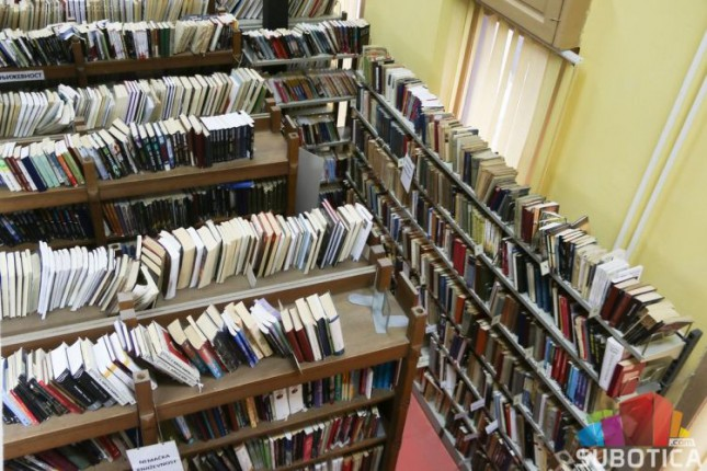 U Gradskoj biblioteci najčitaniji trileri, krimi i ljubavni romani