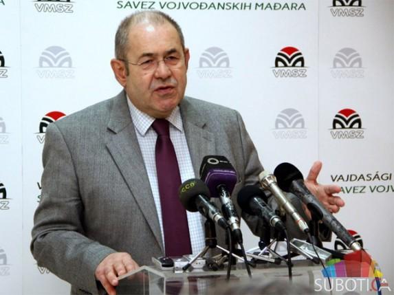 Ištvan Pastor: SVM samostalno izlazi na parlamentarne izbore