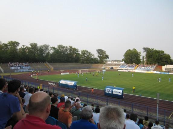 FK Spartak dao dva gola, a izgubio tri boda