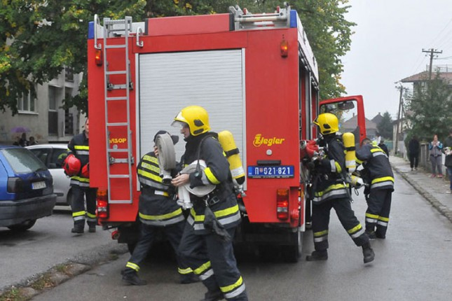 Vatrogasci intervenisali 19 puta tokom protekle sedmice