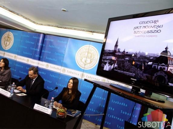 Grad obezbedio sredstva za članarinu u Mreži gradova secesije