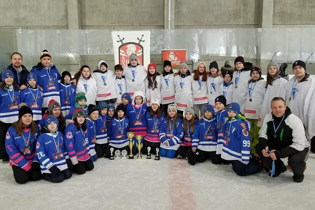 Hokej: Održan završni turnir Juniorske lige, Spartak U12 šampion