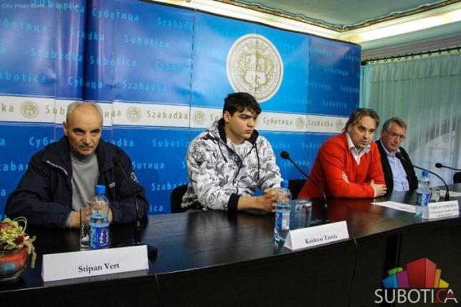 """KDT """"Spartak"""": Tri medalje na Evropskom prvenstvu su plod višegodišnjeg napornog rada"""