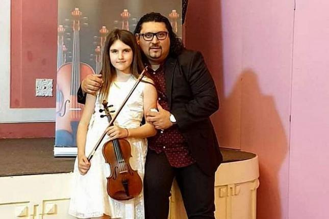 Violinistkinja Anja Mišković pobednica velikog međunarodnog takmičenja