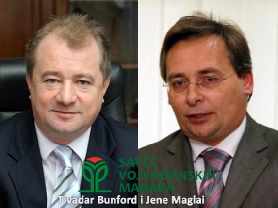 Tivadar Bunford predsednik SVM-a u Subotici