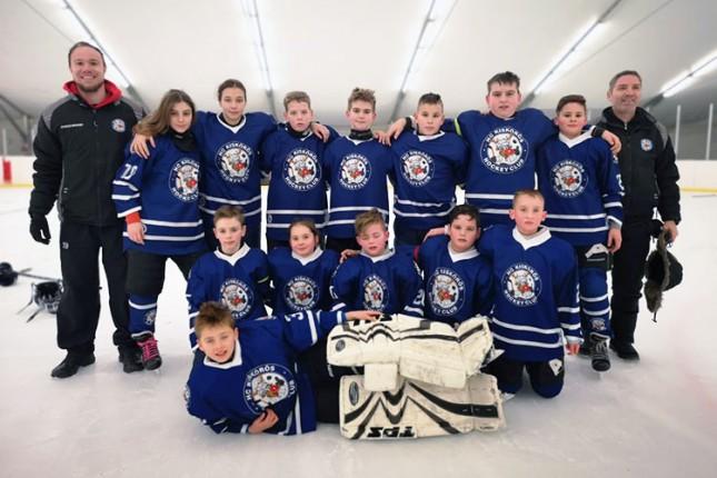 Hokej na ledu: Uspešan vikend Spartakovih selekcija U12 i U14
