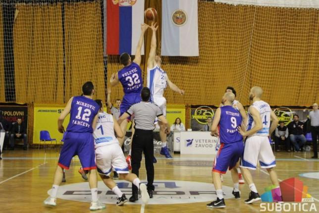 Košarkaši Spartaka savladali Tamiš (74:60)