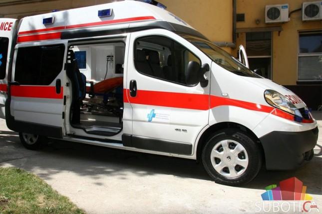 Povećan broj intervencija Hitne pomoći tokom juna
