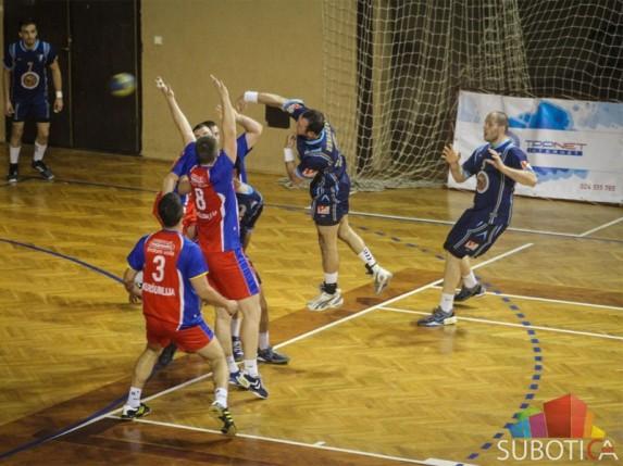 Druga pobeda rukometaša Spartak Vojputa u borbi za Superligu