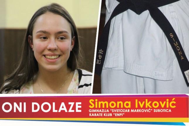 """Oni dolaze: Simona Ivković, maturantkinja Gimnazije """"Svetozar Marković"""""""