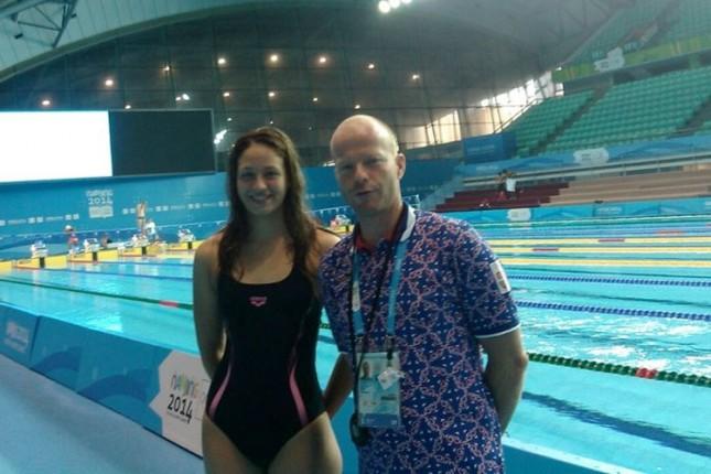 Odličan nastup plivačice Jovane Đurić na Olimpijskim igrama mladih u Kini