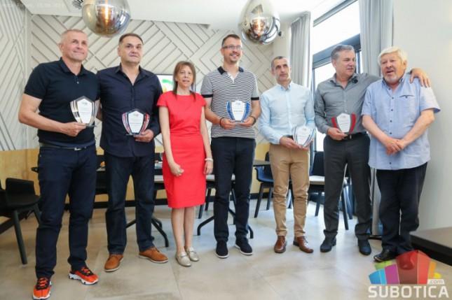 RTV Yueco uručio priznanja najboljim trenerima