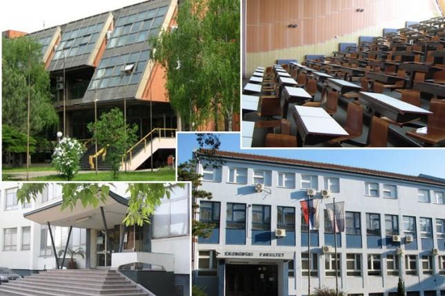 Najveće interesovanje za studiranje na Ekonomskom fakultetu