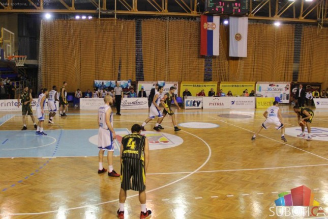 Košarkaši Spartaka poraženi od Beovuka (74:94)
