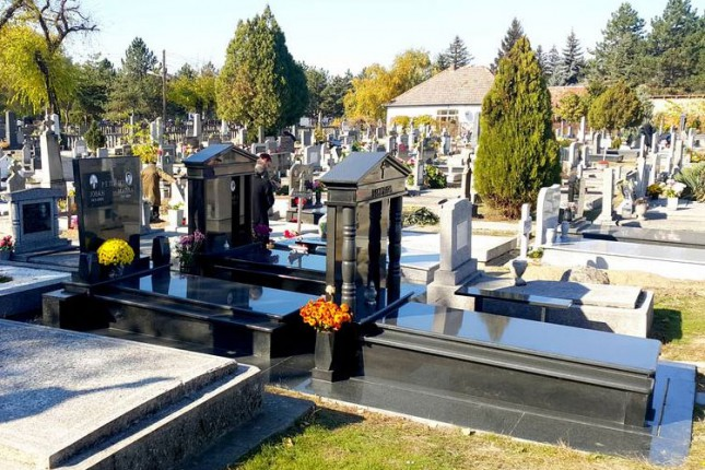 Proširuje se Bajsko groblje