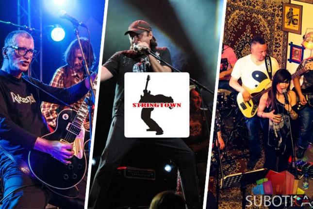 """Dvodnevni pop-rok festival """"Stringtown"""" na Paliću"""
