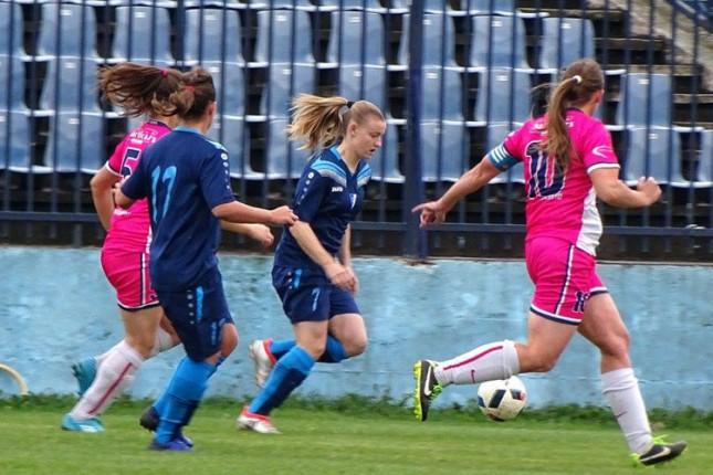 Fudbalerke Spartaka ubedljive protiv Obilića (0:5)