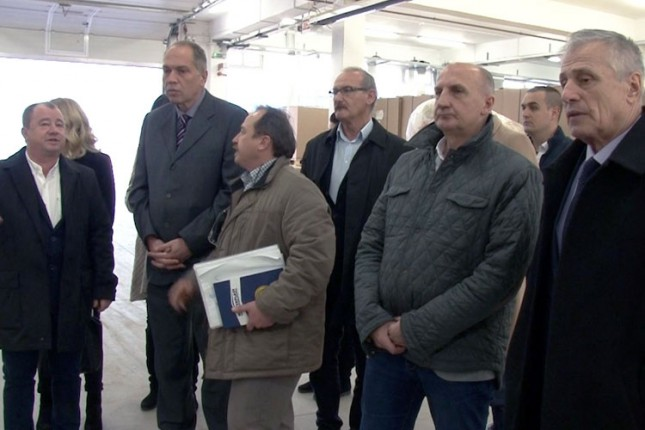 Predstavnici Privredne komore Srbije posetili kompaniju Masterplast
