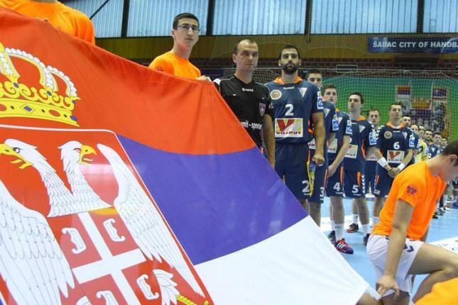 Rukometaši Spartaka poraženi u polufinalu Kupa Srbije