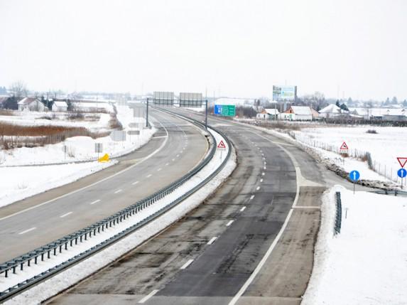 Autoput Subotica - Novi Sad otvoren za saobraćaj