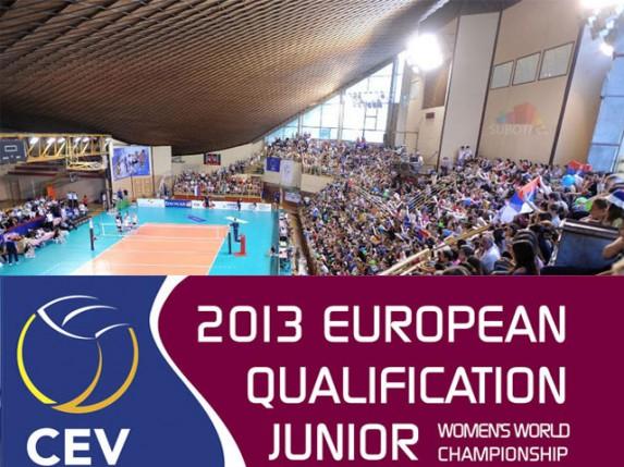 Sutra počinje kvalifikacioni turnir za svetsko juniorsko prvenstvo u odbojci za žene